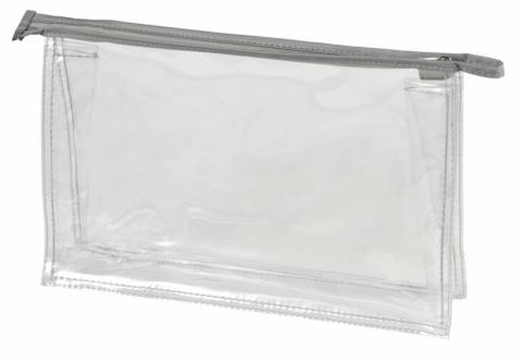 zipper bag UNIVERSAL transparent 225230