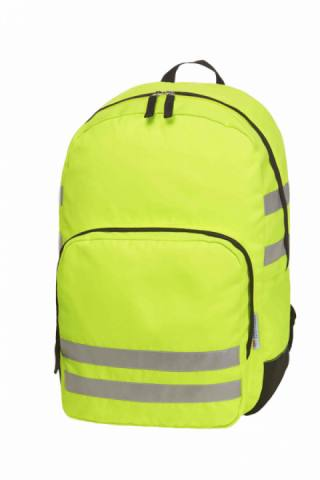 backpack REFLEX neon yellow 225308