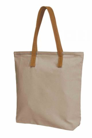shopper SPIRIT warm grey 225312