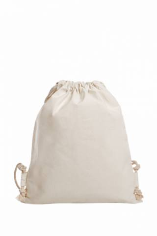 drawstring bag ORGANIC nature 225321