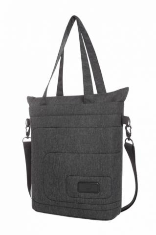 Notebook shopper notebook FRAME black-grey sprinkle 225412