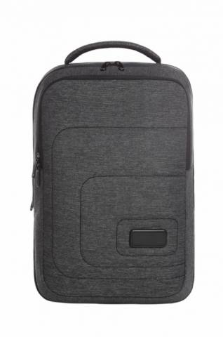 notebook backpack FRAME black-grey sprinkle 225413
